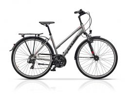 Bicicleta CROSS Area lady trekking 28'' - 440mm
