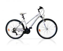 Bicicleta CROSS Julia 26'' - Alb/Mov 440mm
