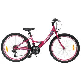 Bicicleta CROSS Alissa - 24'' junior - Roz