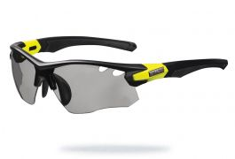 Ochelari LIMAR OF8.5 PH Matt negru/galben