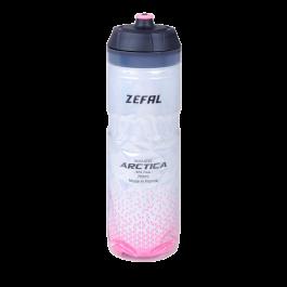 Bidon ZEFAL Arctica 75 - Silver/Light Pink