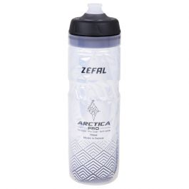 Bidon ZEFAL Arctica Pro 75 - Silver/Black