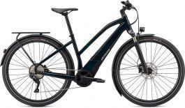 Bicicleta SPECIALIZED Turbo Vado 4.0 Step-Through - Forest Green/Black/Liquid Silver L