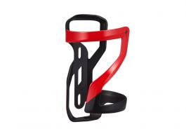 Suport bidon SPECIALIZED Zee Cage II - Right - Matte Black/Flo Red