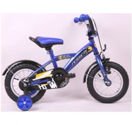 Bicicleta PASSATI Ninja 12 Baieti Albastru