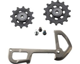 REAR DERAILLEUR PULLEY AND INNER CAGE X01 EAGLE 12 SPEED X-SYNC GREY