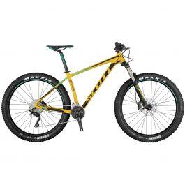 Bicicleta SCOTT Scale 730 Plus M Galben Negru (17)