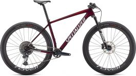 Bicicleta SPECIALIZED Epic Hardtail Expert - Gloss Red Tint/White Ghost Pearl S4