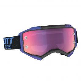 Ochelari Goggle SCOTT Fury Tuned Black/Blue