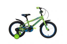 Bicicleta ULTRA Kidy 16 V-brake Verde