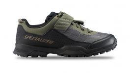 Pantofi ciclism SPECIALIZED Rime 1.0 Mtb - Oak Green 36