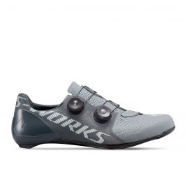 Pantofi ciclism SPECIALIZED S-Works 7 Road - Cool Grey/Slate 42.5