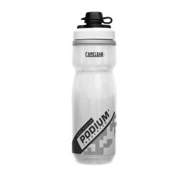 Bidon CAMELBAK Podium Dirt Series Chill 620 ml White
