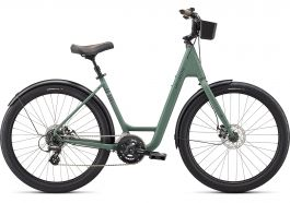 Bicicleta SPECIALIZED Roll Sport EQ - Low Entry - Satin Sage Green M
