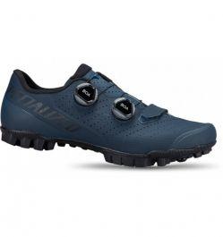 Pantofi ciclism SPECIALIZED Recon 3.0 Mtb - Cast Blue Metallic 43