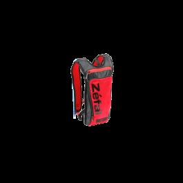 Rucsac hidratare ZEFAL M Z-Hydro negru/rosu