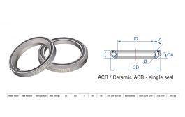"Rulment cuvete FSA Super Light ACB 45x45 1""1/4 MR082R"
