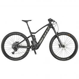 Bicicleta SCOTT Genius Eride 900 L Raw Carbon/Silver