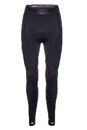 Pantaloni cu bazon FUNKIER Sanremo Pro Men - Black 3XL