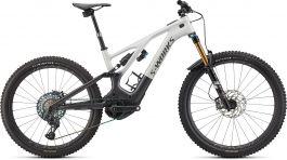 Bicicleta SPECIALIZED S-Works Turbo Levo - Metallic White Silver/Dream Silver S4