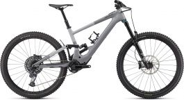 Bicicleta SPECIALIZED Turbo Kenevo SL Expert - Gloss Cool Grey/Carbon/Dove Grey S3