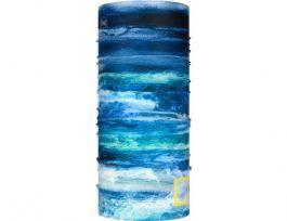Bandana BUFF Coolnet UV+ Nat Geo Zankor Blue
