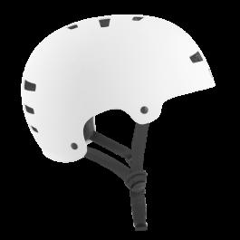 Casca TSG Evolution Solid Color - Satin White L/XL
