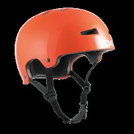 Casca TSG Evolution Solid Color - Gloss Orange L/XL