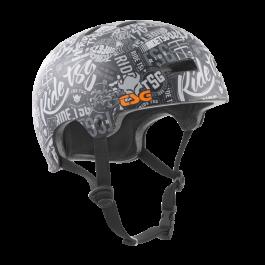 Casca TSG Evolution Graphic Design - Stickerbomb L/XL