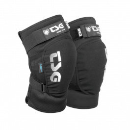 Protectie genunchi TSG Tahoe zip A - Black XL