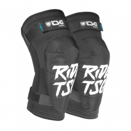 Protectie genunchi TSG Scout A - Ripped Black S