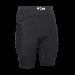 Pantaloni cu protectii TSG Crash Pant All Terrain - Black M