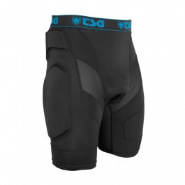 Pantaloni cu protectii TSG Mtb Crash Pant A - Black S