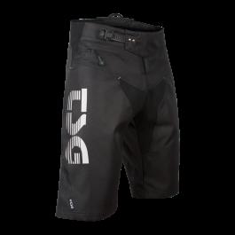 Pantaloni scurti TSG Trailz - Black-Grey XL