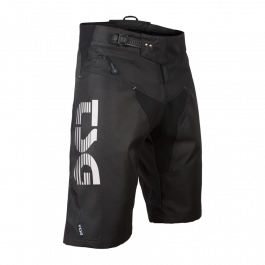 Pantaloni scurti TSG Trailz - Black-Grey XXL