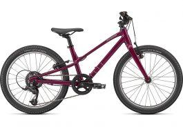 Bicicleta SPECIALIZED Jett 20 - Gloss Raspberry/UV Liliac 20