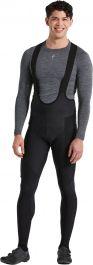 Pantaloni termici cu bretele SPECIALIZED Men's SL Pro - Black L