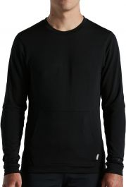 Tricou termic SPECIALIZED Trail Series LS - Black XL