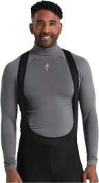Bluza SPECIALIZED Men's Seamless Roll Neck LS Base Layer - Grey S/M