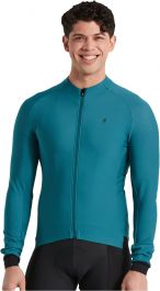 Tricou termic SPECIALIZED SL Expert LS - Tropical Teal XL