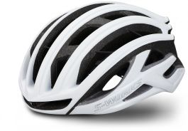 Casca SPECIALIZED Prevail II Vent with ANGi - Matte Gloss White/Chrome L