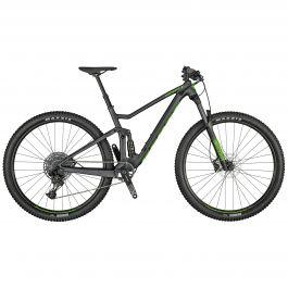 Bicicleta SCOTT Spark 970 L Negru Verde