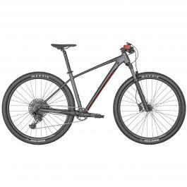 Bicicleta SCOTT Scale 970 S Gri Rosu