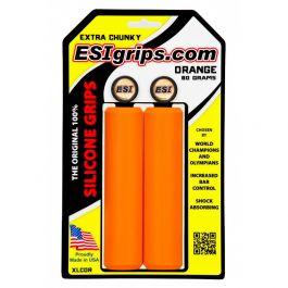 Mansoane ESI Extra Chunky 80 G Portocaliu