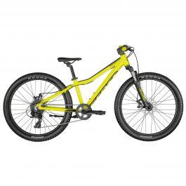 Bicicleta SCOTT Scale 24 Disc Galben Negru