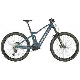 Bicicleta SCOTT Genius eRide 920 M Albastru
