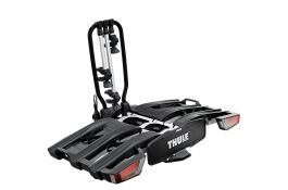 Suport biciclete THULE EasyFold XT pliabil 3B 13pini - Argintiu