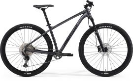 Bicicleta MERIDA Big Nine 400 L (18.5'') Antracit|Negru 2021