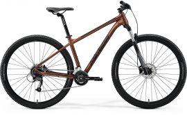 Bicicleta MERIDA Big Nine 60-2X L (17.5'') Bronz Mat|Negru 2021