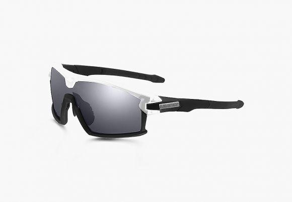 Ochelari LIMAR F 90 PC Matt - alb/negru